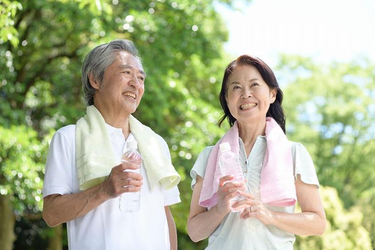 健康寿命を長く保つために